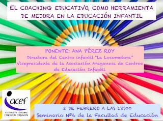 Coaching Educativo, una Herramienta de Mejora para la Educación Infantil
