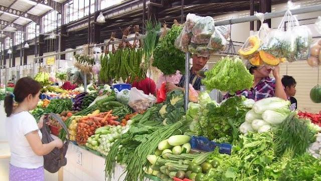 Pengertian dan Stuktur Pasar
