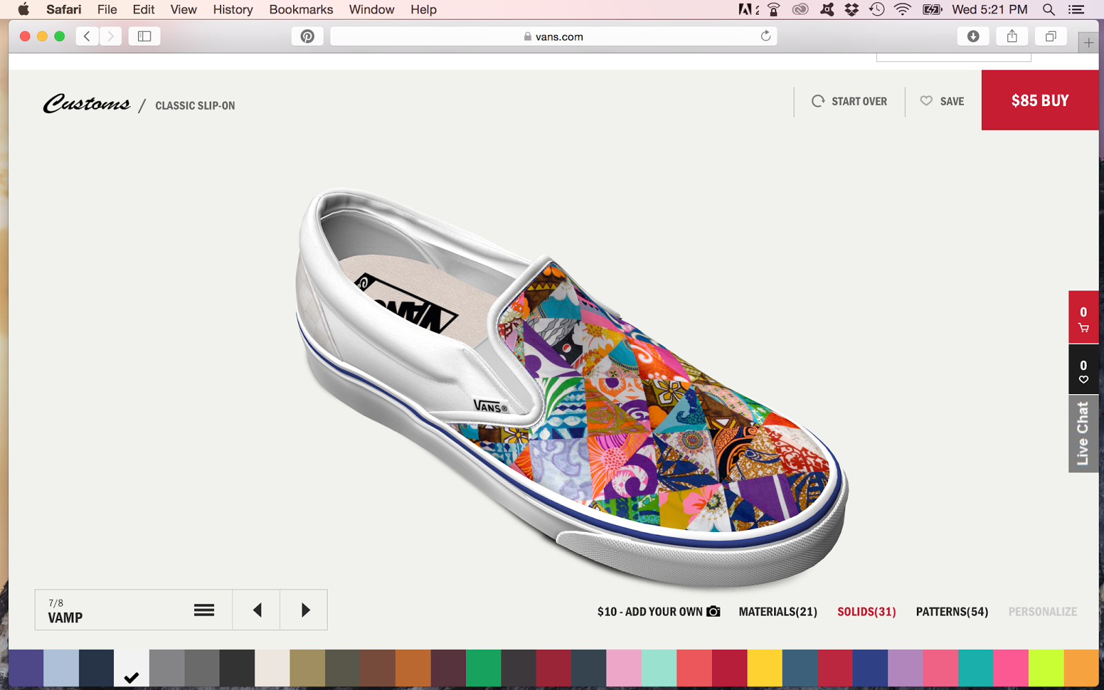 028937c8a4d14d It s easy to add your photos to Vans. Just go to the Vans website