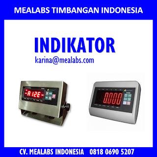 indikator timbangan mealabs indonesia