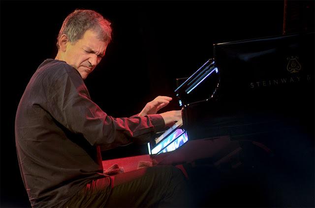 Brad Mehldau - Festival de Jazz de Vitoria - Polideportivo de Mendizorrotza (Vitoria) - 16/7/2015