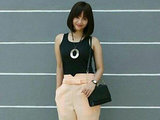 Foto: Siti Rohmah, Kasir Cantik Indomart Yang Kini Jadi Model