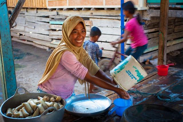 [Foto] Kearifan Lokal Dalam Perjalanan Wisata ke Pulau Sapeken