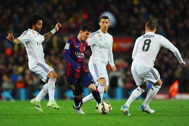 Nike prepara una oferta de más de 200 millones para hacerse con el Madrid y renovar con el Barça
