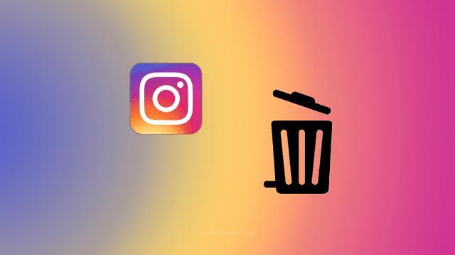 panduan menghapus akun instagram permanen