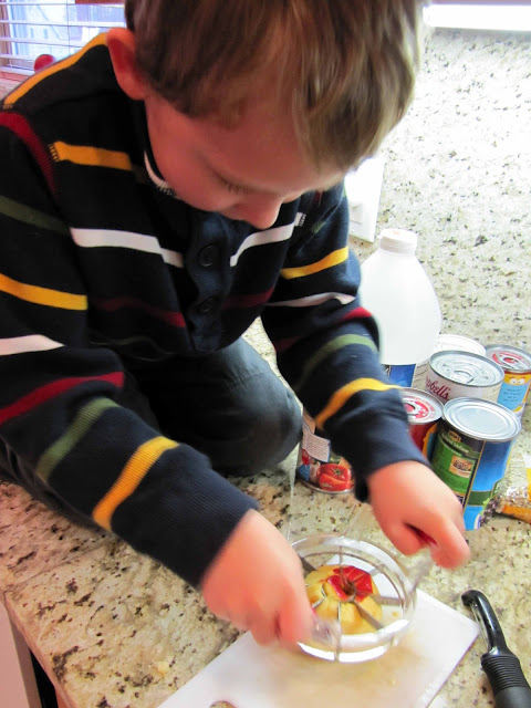 How to Make an Apple Pie and See the World FIAR Activities