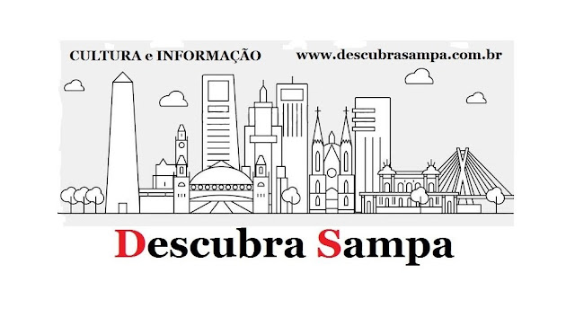 Logotipo Site Descubra Sampa