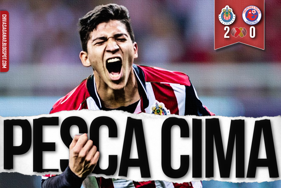 Liga MX : CD Guadalajara 2-0 CD Tiburones Rojos de Veracruz - Clausura 2017 - Jornada 11.