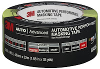 powder coating masking tape 3m