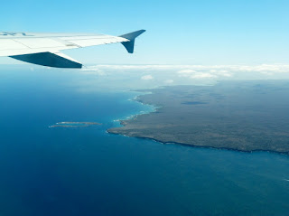 How to fly to Galapagos