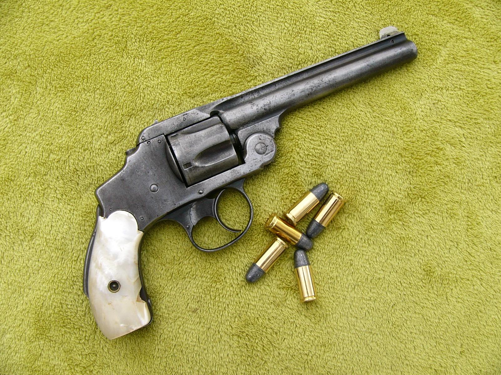 Sbírka historických zbraní: Smith-Wesson Safety Hammerless