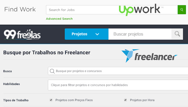 Como começar a ser freelancer - sites para freelancer