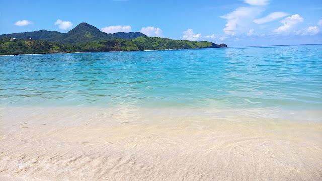 Pantai Maluk di Sumbawa Barat