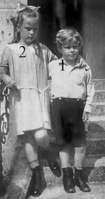 petits-enfants Kaiser Wilhelm II