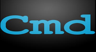 فتح موجه الاوامر cmd من مدير المهام Task Manager