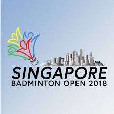 Live Streaming Singapore Open 2018
