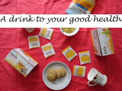 Good Health Tips: Tea Time with Gaia image