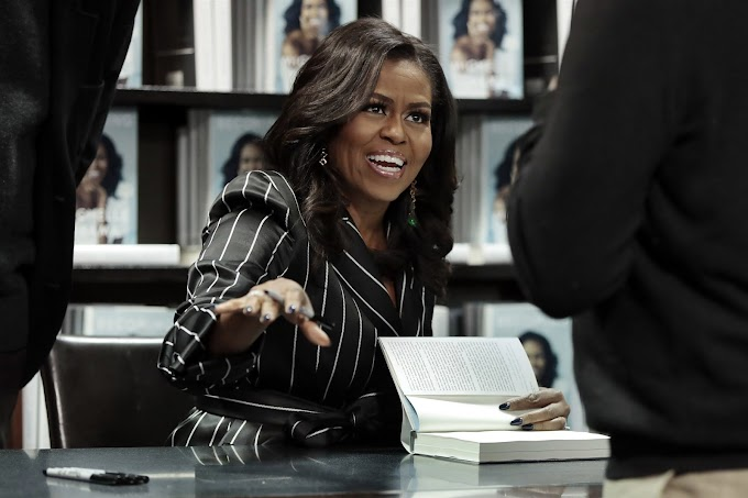 Michelle Obama's book Becoming set to become the best-selling memoir in history after nearly 10 million copies sold