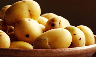 THIS IS 6 BENEFITS OF POTATO FOR FACE SKIN - HEALTHY T1PS