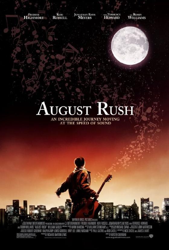 August Rush ทั้งชีวิตขอมีแต่เสียงเพลง [HD][พากย์ไทย]