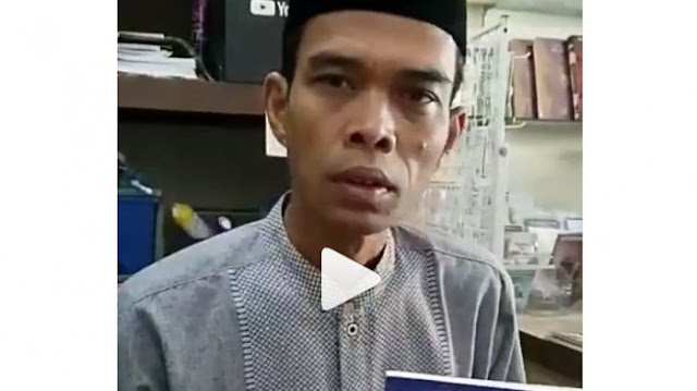 Keharuan Ustadz Abdul Somad: Mereka Tulus Bukan Bulus