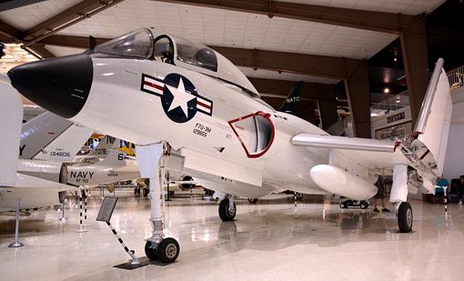 National Naval Aviation Museum   Pensacola, Florida   Photo: Travis S. Taylor