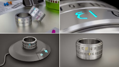 Innovative and Cool Gadget Rings (15) 1