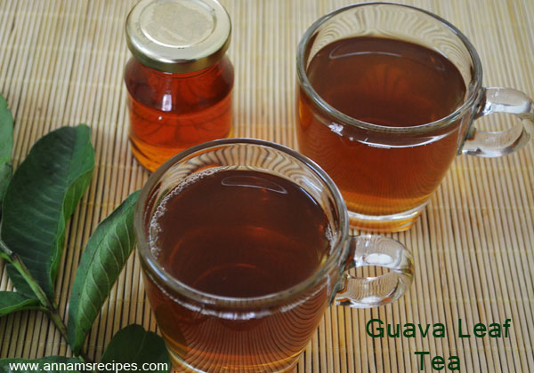 Guava Leaf Tea Recipe