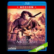 El último mohicano (1992) BRRip 1080p Audio Dual Castellano-Ingles