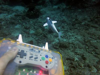 El pez robot 'SoFi'