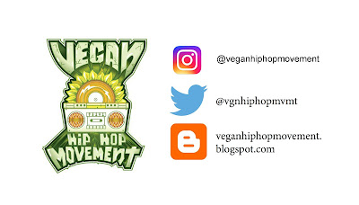 vegan hip hop movement on twitter, tumblr, instagram, and facebook--let's build!