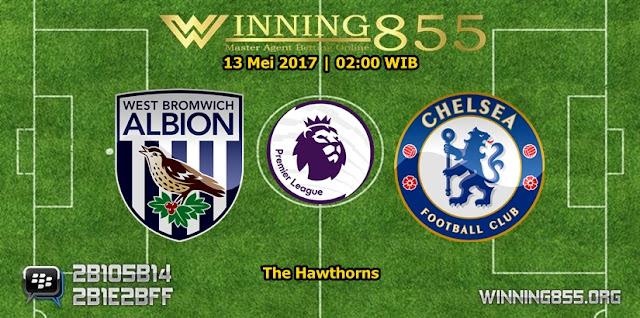 Prediksi Skor West Bromwich vs Chelsea 13 Mei 2017