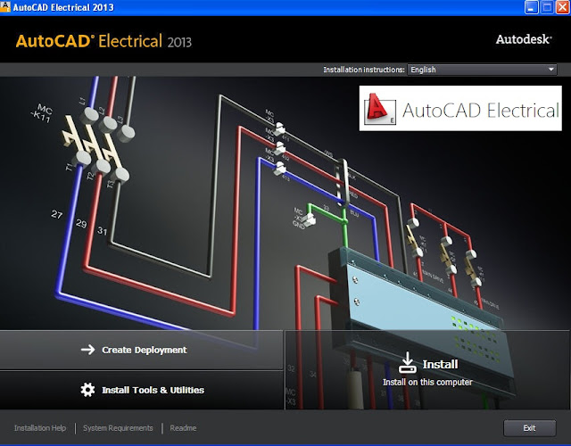Autocad Belectrical on Electric Motor Wiring Diagram