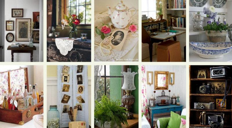 24cef3e88adf ... διακόσμηση με αντικείμενα κατασκευασμένα σε παλαιότερες εποχές και  συγκεκριμένα στις δεκαετίες 1930-1950. Στην πρακτική του βεβαίως εφαρμογή  σε σπίτια . ...