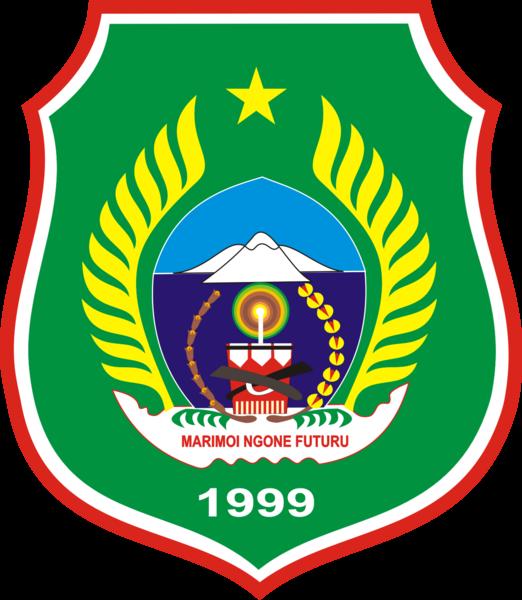 Logo Kabupaten Kota Logo Kabupaten Kota Di Maluku Utara