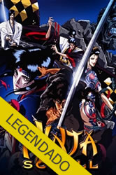Ninja Scroll – Legendado
