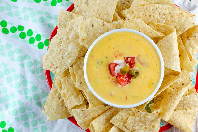I finally have the actual recipe for my favorite queso on the entire planet! For 15 years, everytime I go home to Iowa - I have made my friends go to Carlos O'Kelly's - just so I can eat this queso. Now - I CAN MAKE IT MYSELF! I had to share!!!