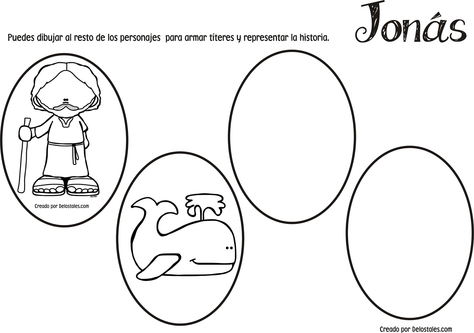 Lujoso Jonah Para Colorear Embellecimiento - Ideas Para Colorear ...