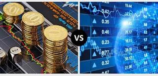 Pengertian dan Perbedaan Pasar Uang dan Pasar Modal