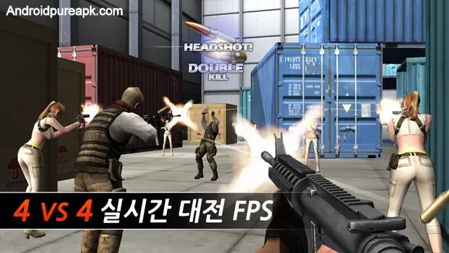SpecialSoldier - Best FPS Apk Download Mod+hack