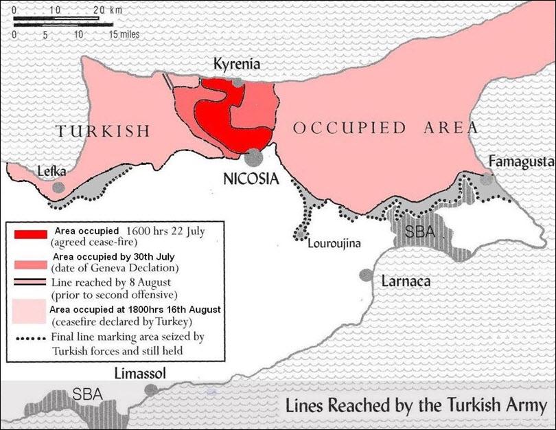 έγγραφα φωτιά για το ρόλο Κίσινγκερ στην τουρκική εισβολή στην Κύπρο