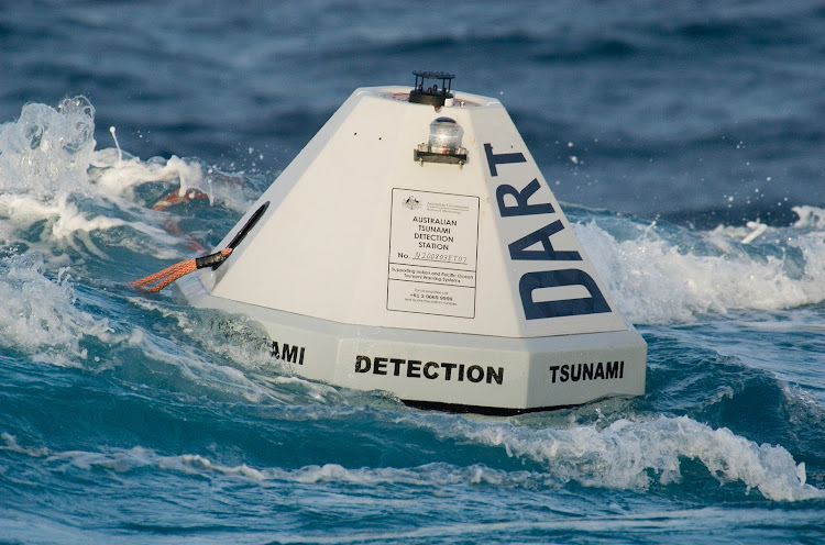 DART Real-time Tsunami Monitoring Systems