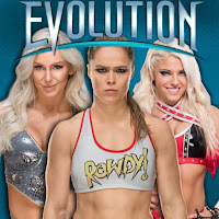 4 Titles to Be Defended at WWE's Evolution Pay-Per-View