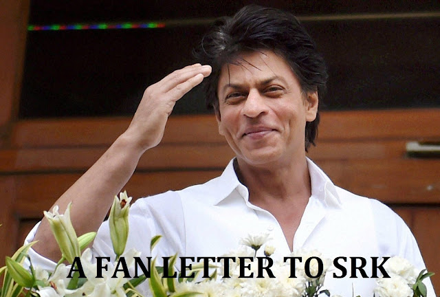 Sourajit Saha - Die Hard Fan Of SRK