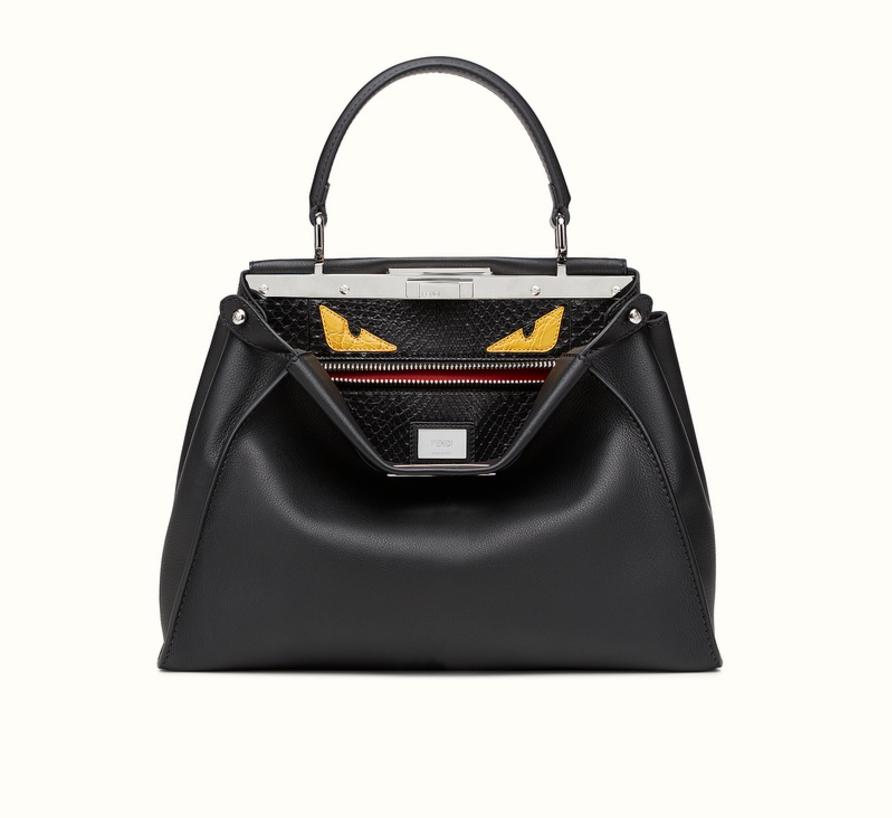 Peekaboo Fendi Monster
