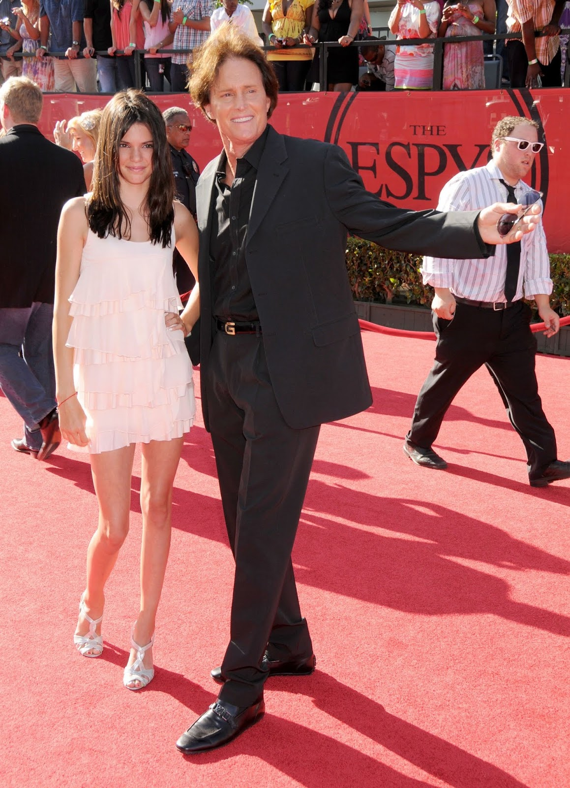 15-07-2009 17th Annual ESPY Awards-18