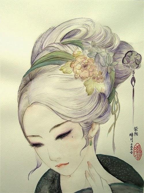 dibujo de china para imprimir