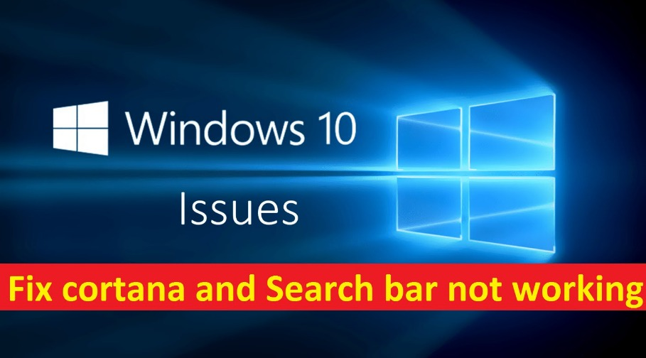 how to fix apps not showing in search windows