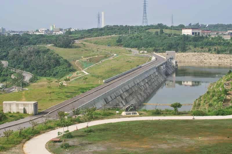 inside view, Kin Dam