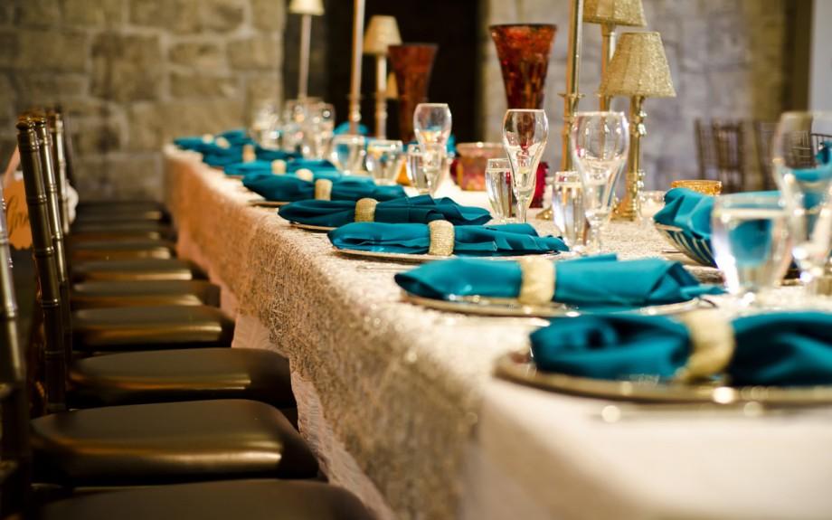 Efeford Weddings: Wedding Table Setting Inspiration.